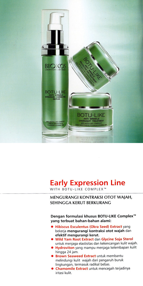 BL Anti Wrinkle Overnight Treatment